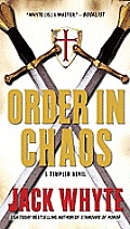 Order in Chaos (Templar Novel) Cover