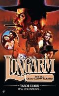 Longarm #399: Longarm #399: Longarm and the Grand Canyon Murders