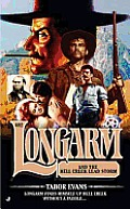 Longarm #402: Longarm and the Hell Creek Lead Storm Cover