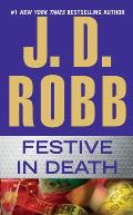 In Death #39: Festive in Death