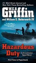 Hazardous Duty Presidential Agent Book