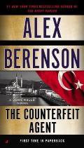 John Wells Novel #8: The Counterfeit Agent