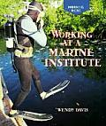 Working at a Marine Institute