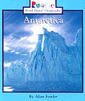 Antarctica Rookie Read About Geography