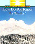 H.D.Y.K. It's Winter? Pbk (Rookie Read-About Science) Cover