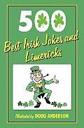 500 Best Irish Jokes & Limericks