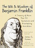 Wit & Wisdom Of Benjamin Franklin
