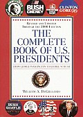 Complete Book Of U S Presidents From George Washington to Bill Clinton