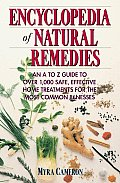 Encyclopedia Of Natural Remedies An A To Z Guide To