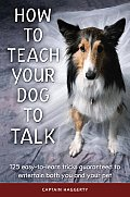How To Teach Your Dog To Talk 125 Easy