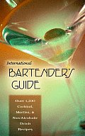 International Bartenders Guide Over 1200