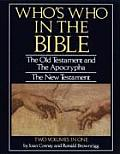 Whos Who In The Bible 2 Volumes In 1