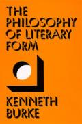 Philosophy Of Literary Form Studies In