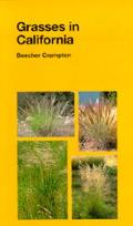 Grasses in California (California Natural History Guides) Cover