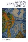 German Expressionist Painting Cover