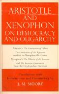 Aristotle & Xenophon on Democracy & Oligarchy