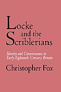 Locke & the Scriblerians identity & consciousness in early eighteenth century Britain