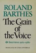 Grain Of The Voice Interviews 1962 1980