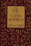Epic of Latin America 4ed Cover