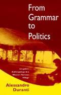 From Grammar To Politics (94 Edition)