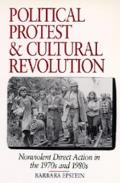 Political Protest and Cultural Revolution Cover