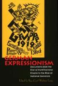 German Expressionism Documents From The