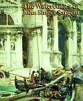 Watercolors Of John Singer Sargent