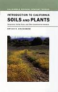 Introduction to California Soils & Plants Serpentine Vernal Pools & Other Geobotanical Wonders