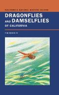 Dragonflies and Damselflies of California (California Natural History Guides) Cover