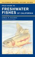 California Natural History Guides #77: Field Guide to Freshwater Fishes of California Cover