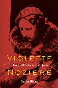 Violette Noziere: A Story of Murder in 1930s Paris Cover