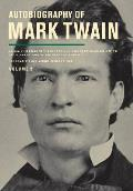 Autobiography of Mark Twain, Volume 2: The Complete and Authoritative Edition Cover