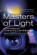 Masters of Light: Conversations with Contemporary Cinematographers Cover