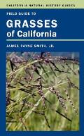California Natural History Guides #110: Field Guide to Grasses of California