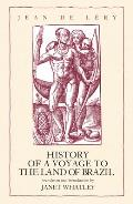 History of a Voyage to the Land of Brazil