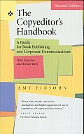 The Copyeditor's Handbook: A Guide for Book Publishing and Corporate Communications Cover