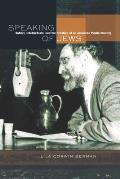 Speaking of Jews: Rabbis, Intellectuals, and the Creation of an American Public Identity Cover