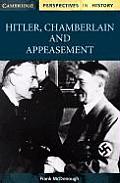 Hilter, Chamberlain and appeasement
