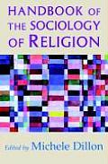 Handbook of Sociology of Religion (03 Edition)
