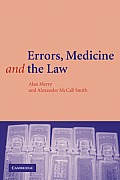 Errors Medicine & The Law