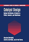 Catalyst Design: Optimal Distribution of Catalyst in Pellets, Reactors, and Membranes Cover