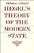 Hegels Theory Of The Modern State