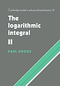 The Logarithmic Integral: Volume 2
