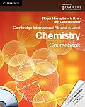 Cambridge International as and a Level Chemistry Coursebook [With CDROM] (Cambridge International Examinations)