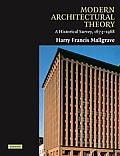 Modern Architectural Theory (05 Edition)