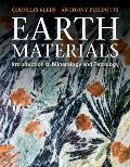 Earth Materials (13 Edition)