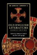 Cambridge Companion To Old English Literature (2ND 14 Edition)