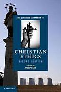 Cambridge Companion to Christian Ethics