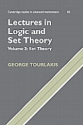Cambridge Studies in Advanced Mathematics #83: Lectures in Logic and Set Theory: Volume 2, Set Theory