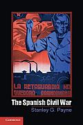 The Spanish Civil War (Cambridge Essential Histories) Cover